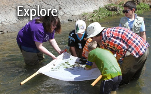 Explore Citizen Science