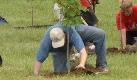 Habitate Restoration in the Community