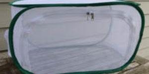 Large White Rearing Cage