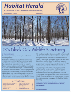 Habitat Herald Winter 2019