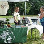 Loudoun Wildlife Conservancy booth