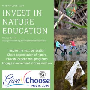 Give Choose 2020 Loudoun Wildlife
