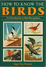 How to Know the Birds book