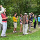 Heat and Humidity Don't Deter Birders at Blue Ridge Center